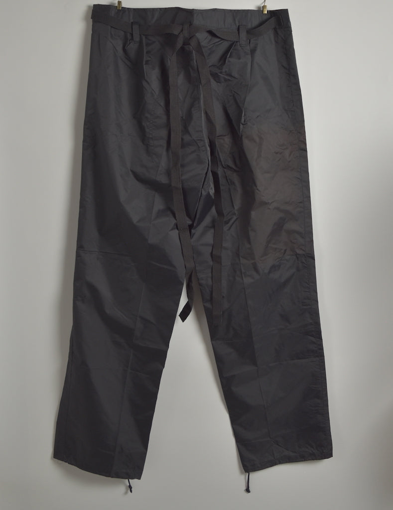 Vintage / Japan Railway set-up Worker PANTS