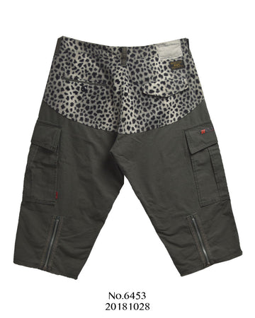 WTAPS / Jungle Chopped / Cropped Pants