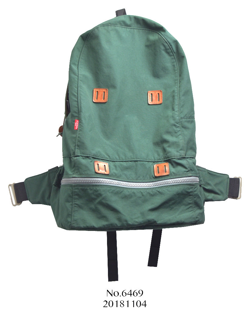 PORTER / Green Limited Outdoor Backpack
