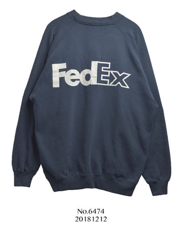 Vintage / Fedex Logo Sweat Shirt