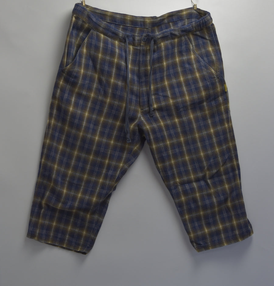 WTAPS / Shadow Check Short Pants