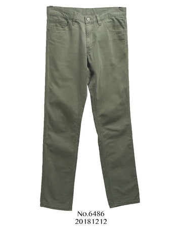 visvim / Olive Cotton Pants