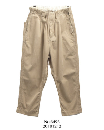 nonnative / Beigh Cropped Easy Pants