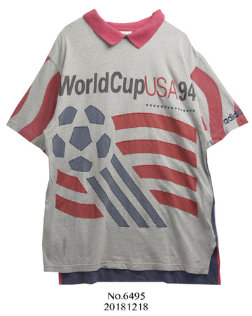 vintage / FIFA World Cup Polo Shirt