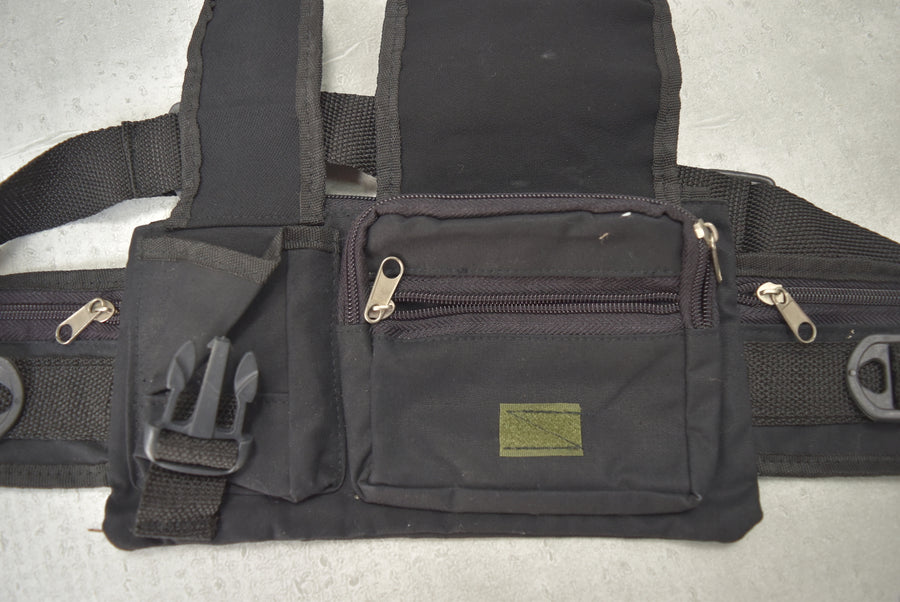 vintage / Military waist Pouch bag