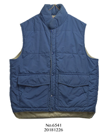 vintage / Outdoor Down Vest
