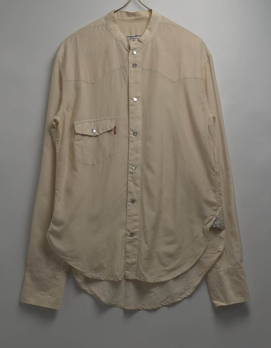 SOLOIST / levis × left handed No Color Dot Shirt