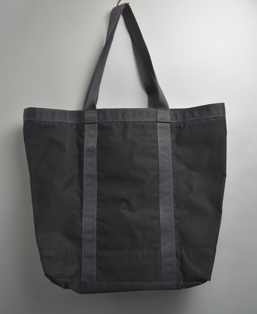 Head Porter / Head Porter Black Tote Bag