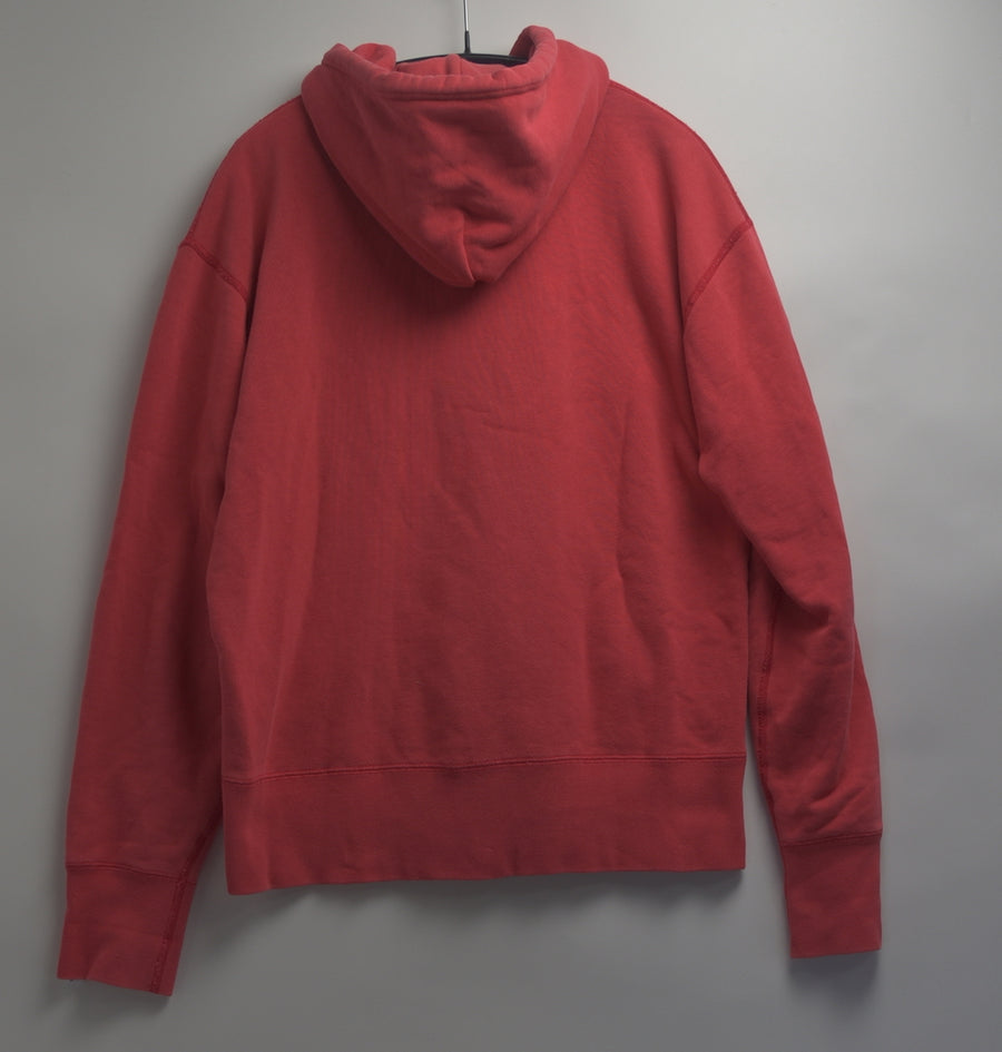 Loopwheeler / Red Sweat Parka