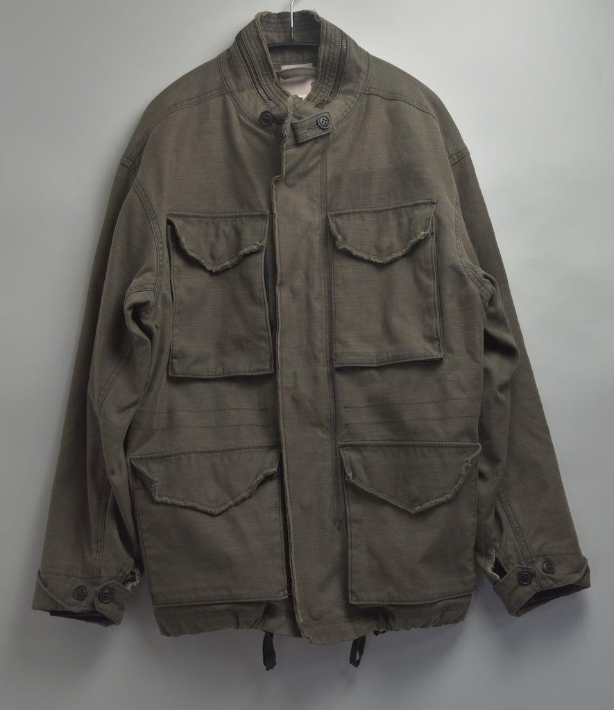 Sasquatch fabrix. / M-65 military jacket