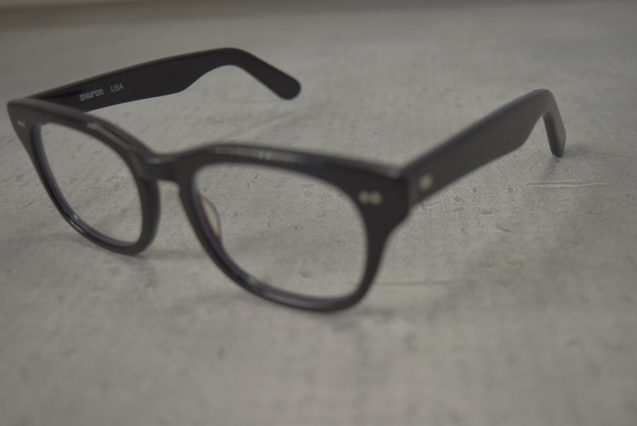 SHURON / [SIDE WINDER] Black Sunglass
