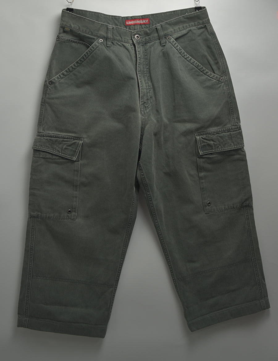 UNIONBAY / UNIONBAY wide denim pants