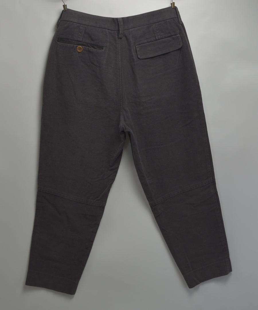 UNDERCOVER / cropped slacks pants