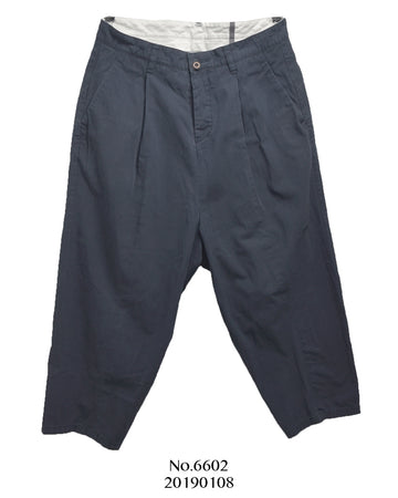 ATTACHMENT / Cropped Saruel pants