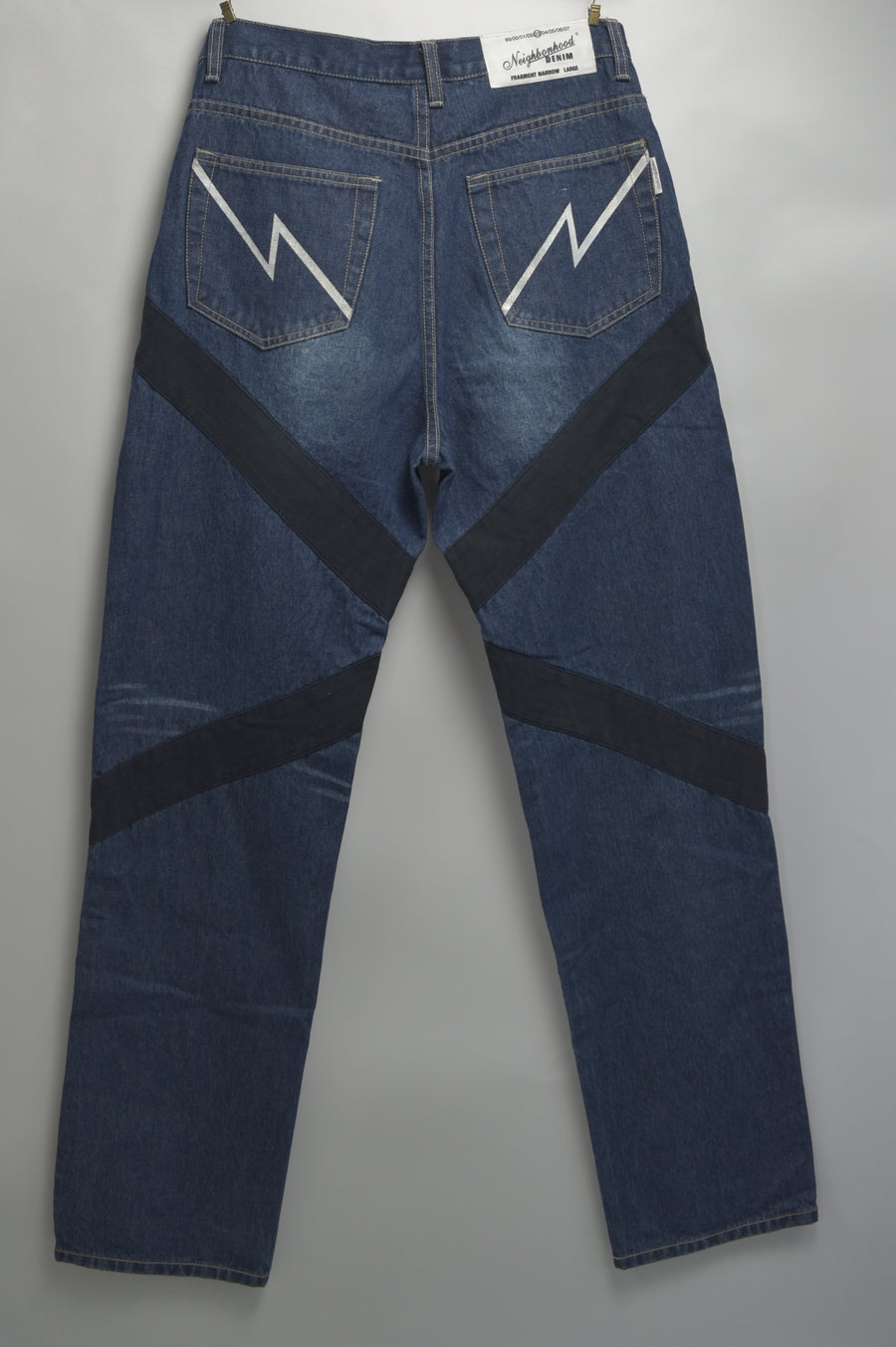 NEIGHBORHOOD / NBHD FRAGMENT denim pants