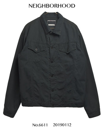 NEIGHBORHOOD / Levi's TYPE Cotton Jacket