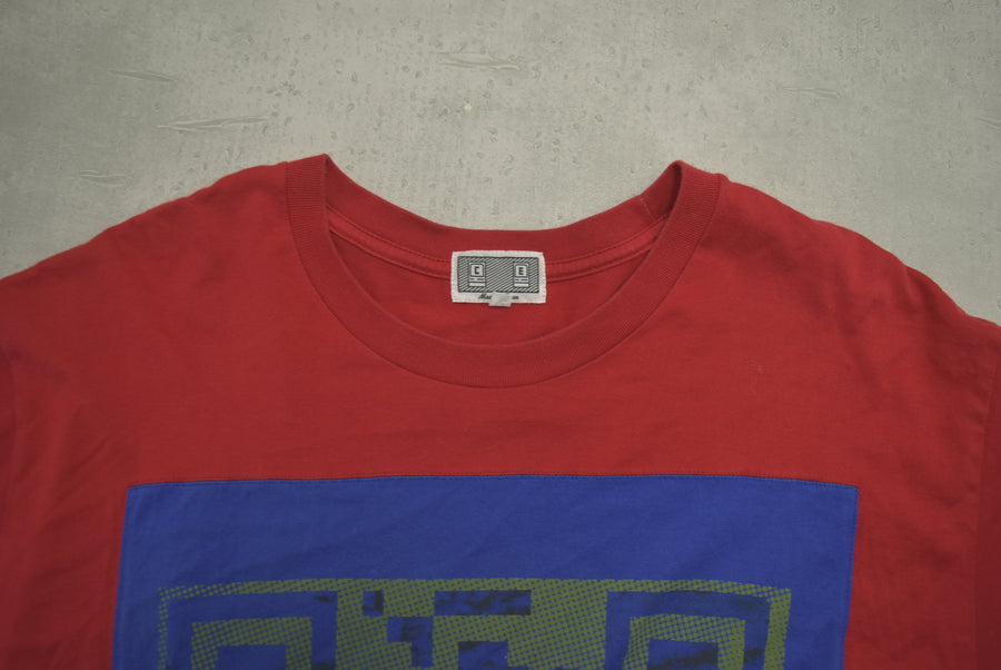 C.E / C.E Switching Graphic T-shirt