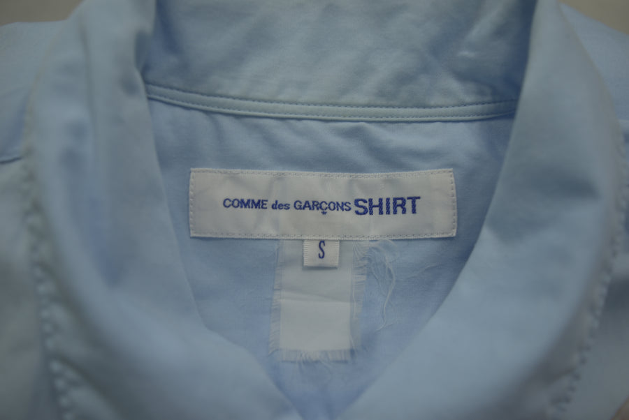COMME des GARCONS SHIRT / Reflector Rabbit collage Shirt