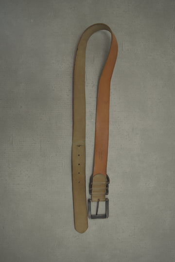 NUMBER(N)INE / [Portland] Nude Leather Belt