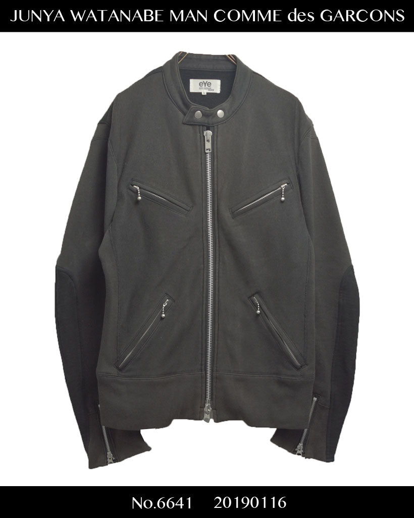 JUNYA WATANABE MAN COMME des GARCONS / eye junya × Champion riders jacket