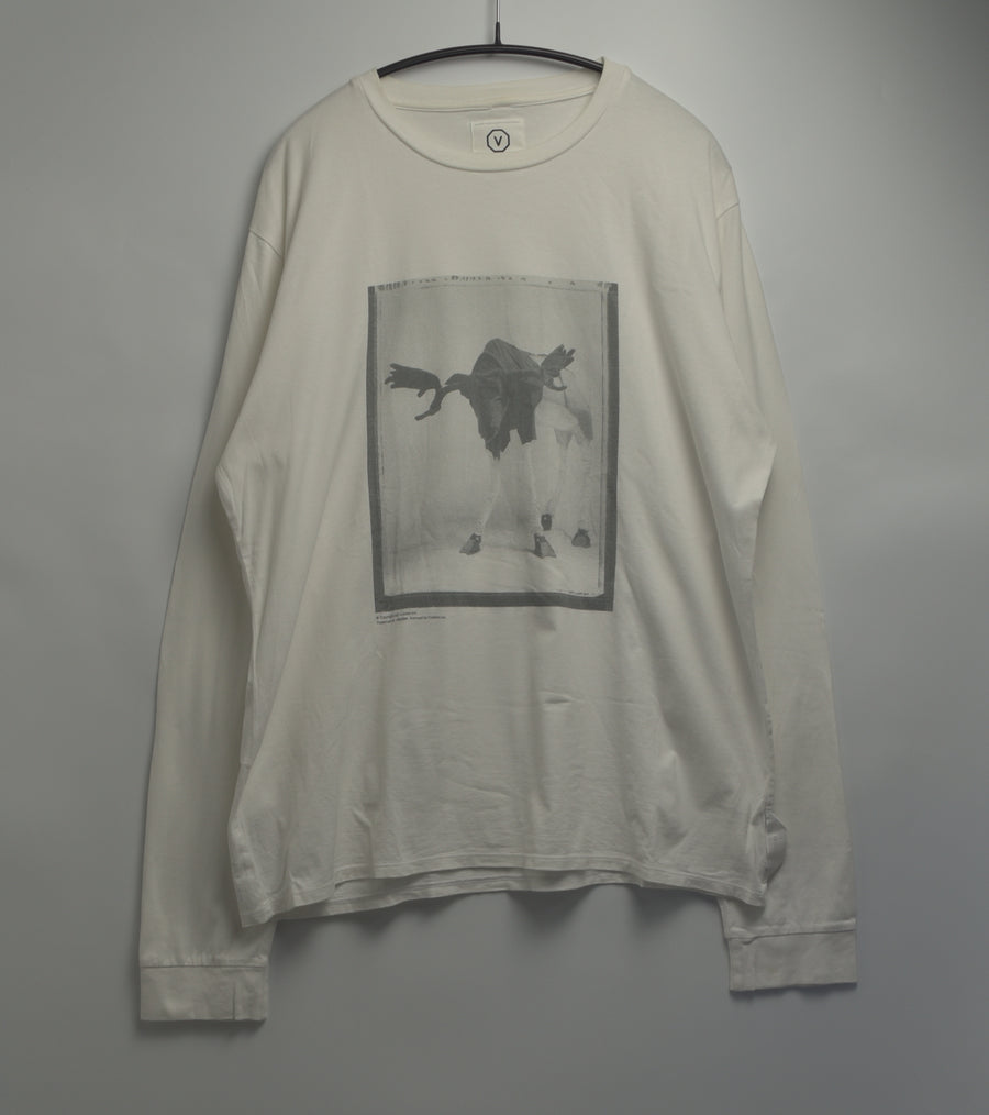 visvim / Print Long Sleeve T-shirt