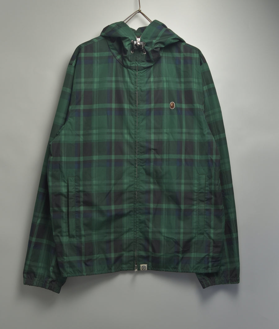 BAPE / Check Mountain Parker