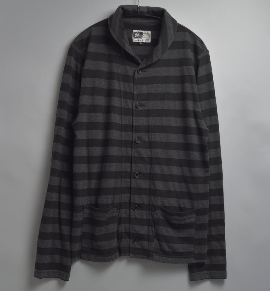 enginnerd garments / Border cardigan jacket