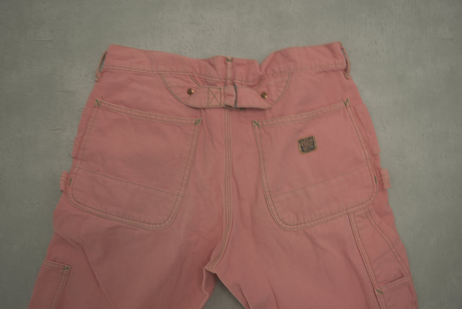 KAPITAL / Pink Denim pants