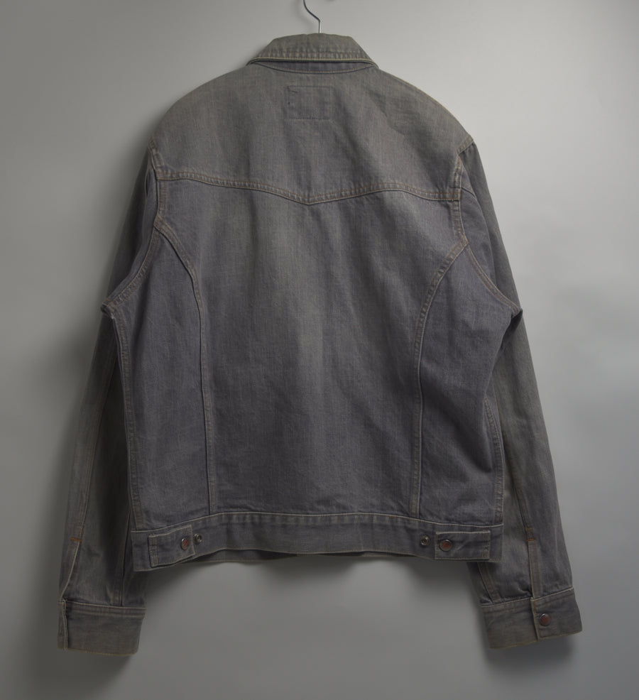 NEEDLES / Western denim jacket