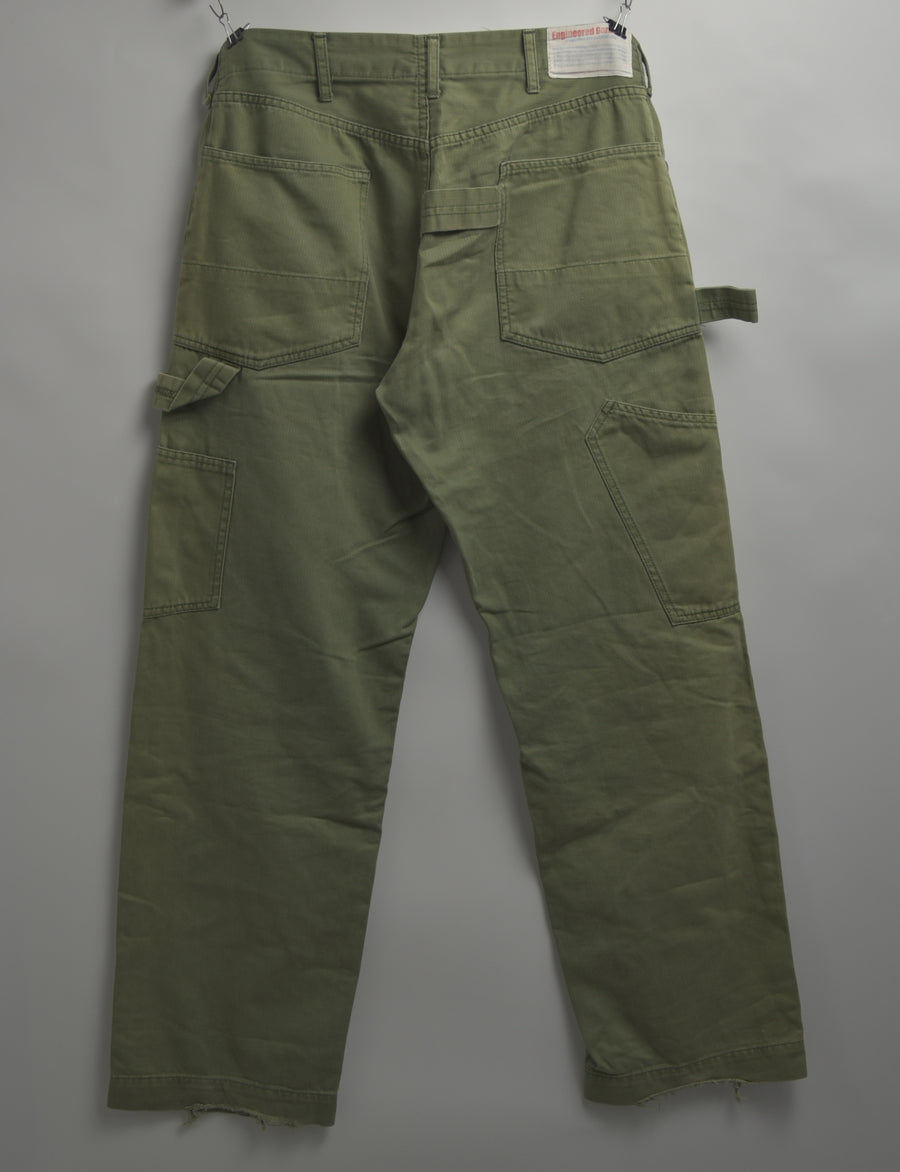 enginnerd garments / Khaki Painter Pants