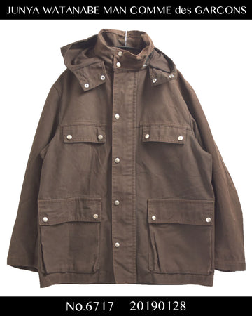 JUNYA WATANABE MAN COMME des GARCONS / Outdoor work jacket coat