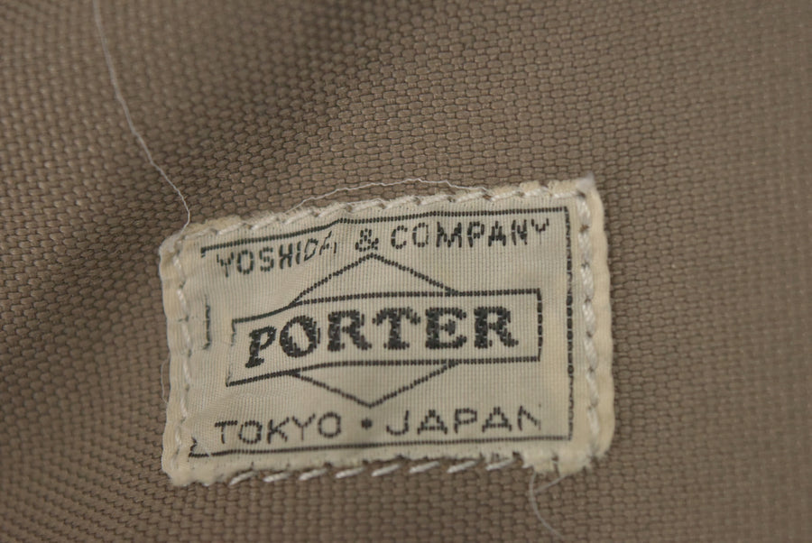 Head Porter / Leather bag pack