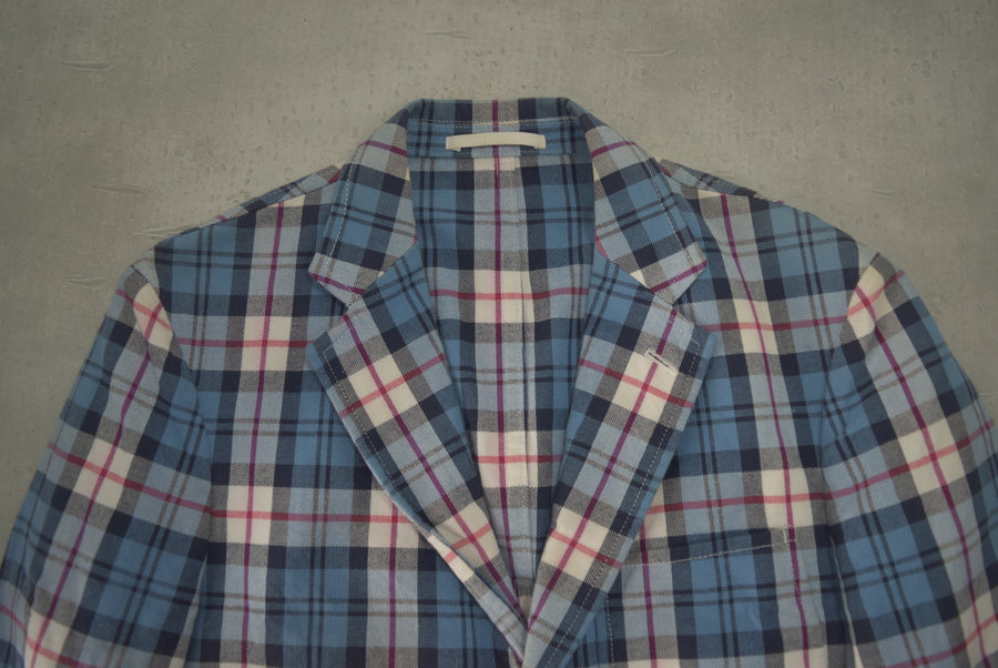 COMME des GARCONS HOMME PLUS / Check tailored jacket