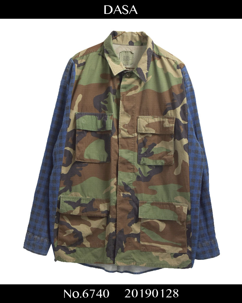 DASA / Rebuild Military Shirt