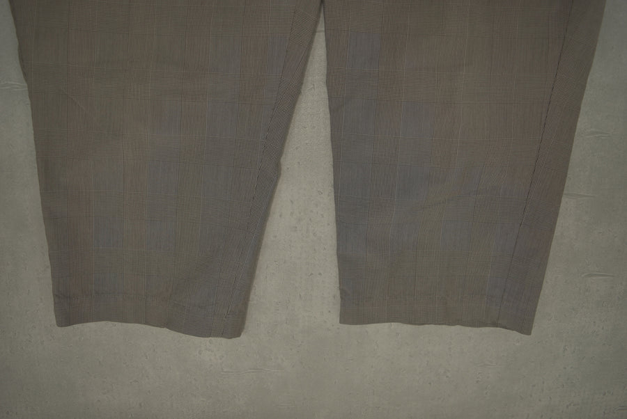 BEDWIN / × Dickies Check cropped pants