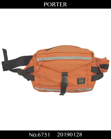 PORTER / Waist pouch shoulder bag