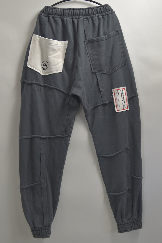 Liam hodges / Patchwork sweat pants