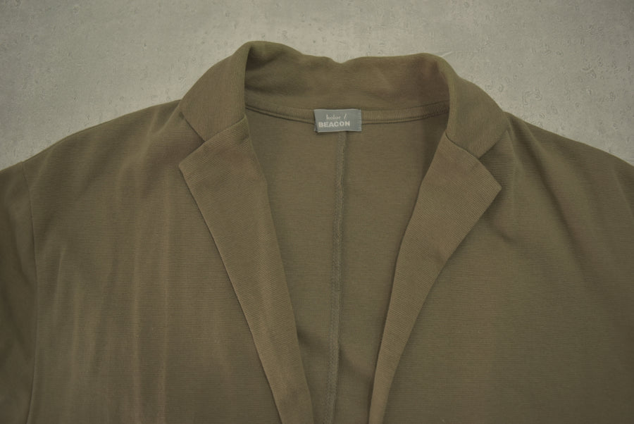 kolor / Sweat tailored jacket