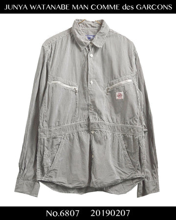 JUNYA WATANABE MAN COMME des GARCONS / Work Riders Long Sleeve Shirt