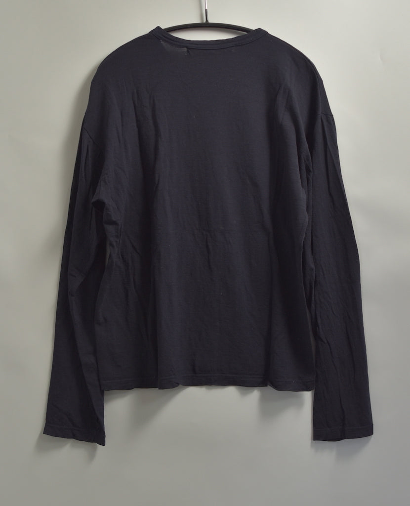 JUNYA WATANABE MAN COMME des GARCONS / College Print Sweater