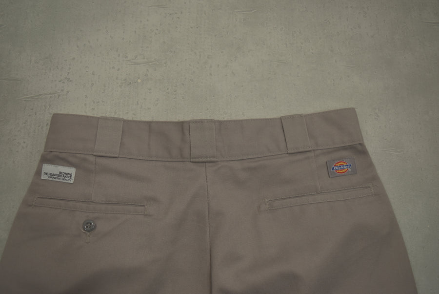 BEDWIN / × DICKIES cropped Chino pants