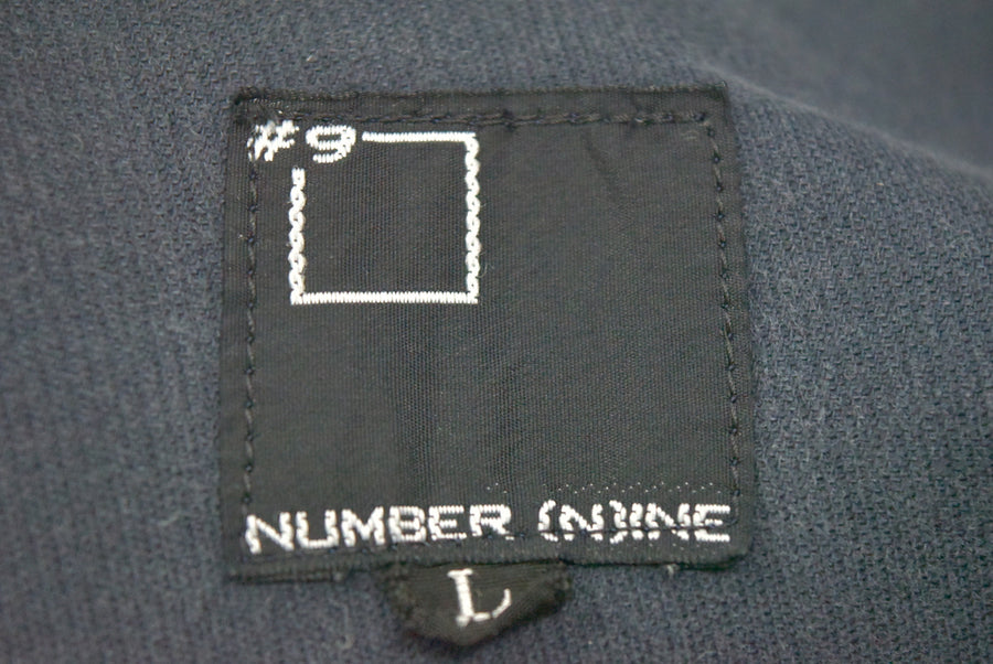 NUMBER(N)INE / Anorak pullover shirt