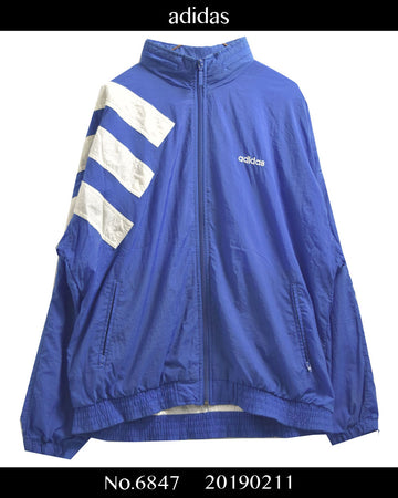adidas / 90's Equipment Nylon Jacket