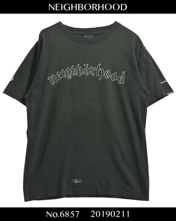NEIGHBORHOOD / Motorhead Logo T-shirt