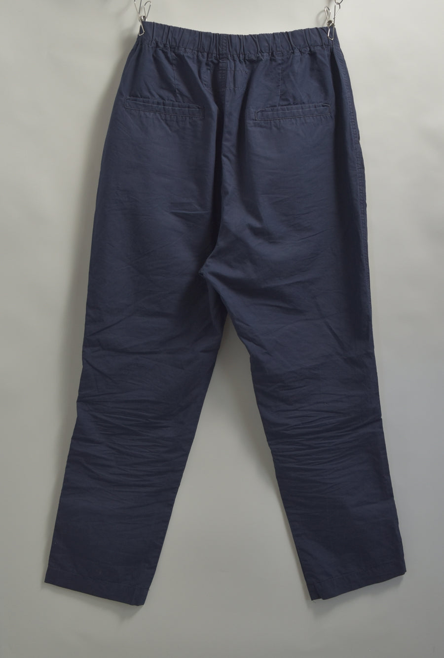 vintage / Navy Work Cropped Pants