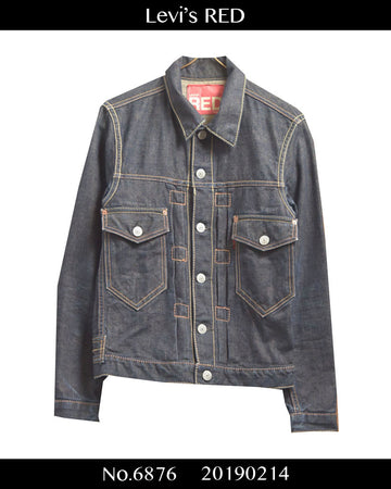 Levi's RED / Japan Limited Denim Jacket
