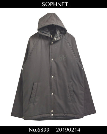 SOPHNET. / Hooded Down Jacket Coat