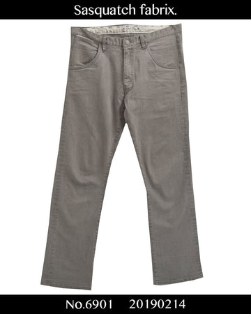 Sasquatchfabrix. / Grey Denim Pants