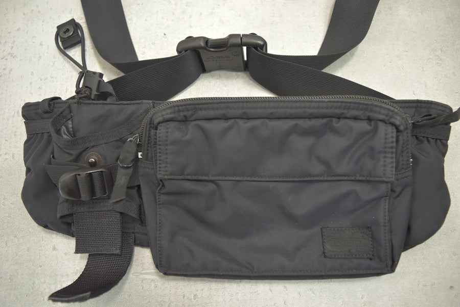 HEAD PORTER / 【Black Beauty】 Shoulder Waist Bag