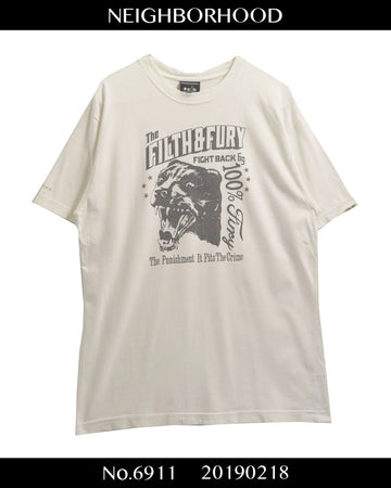 NEIGHBORHOOD / American Graphic T-shirt